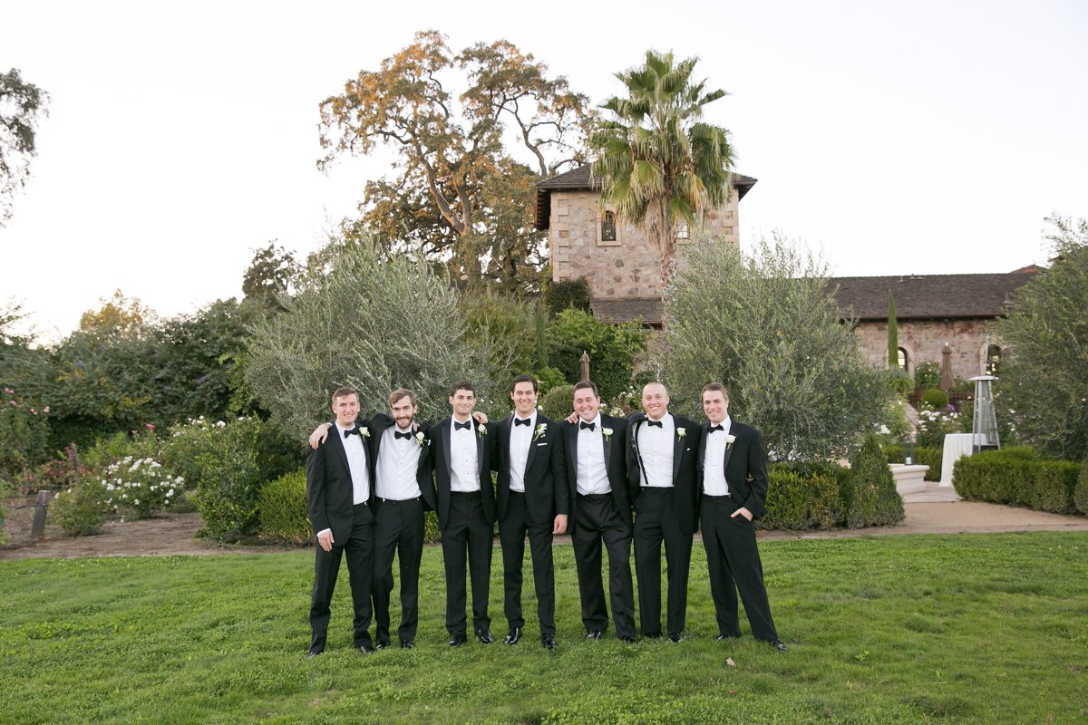 Stacie and David Flinner Napa Wedding-8