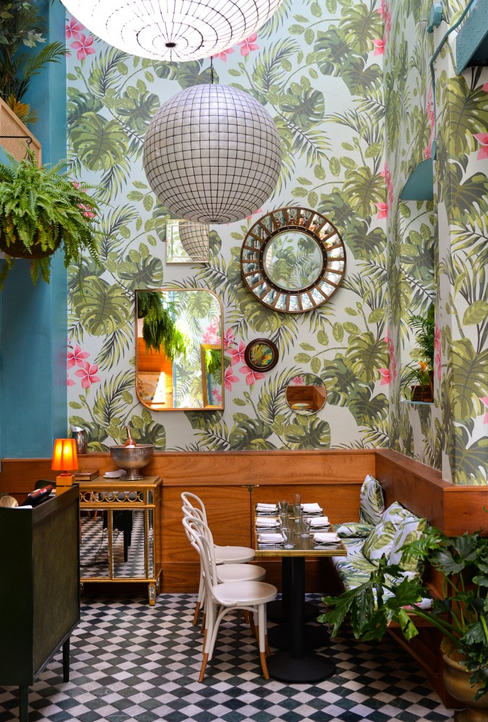 Interiors I love : Leo's Oyster Bar
