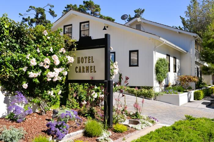 Hotel Carmel