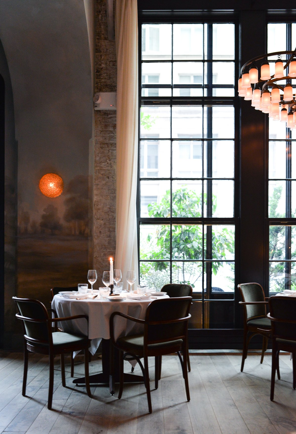 Private dining at Le Coucou NYC