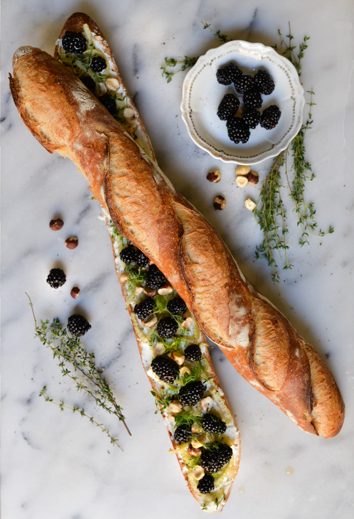 Stacie Flinner Blackberry Fennel Crostini Recipe-6