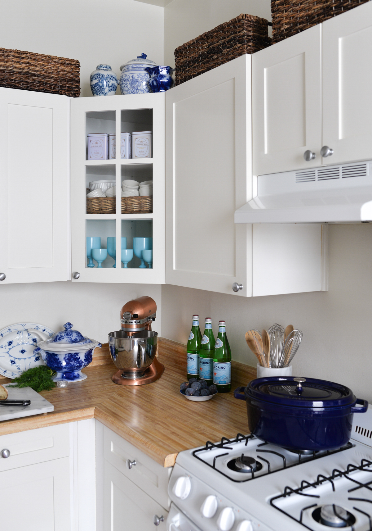Small space kitchen ideas