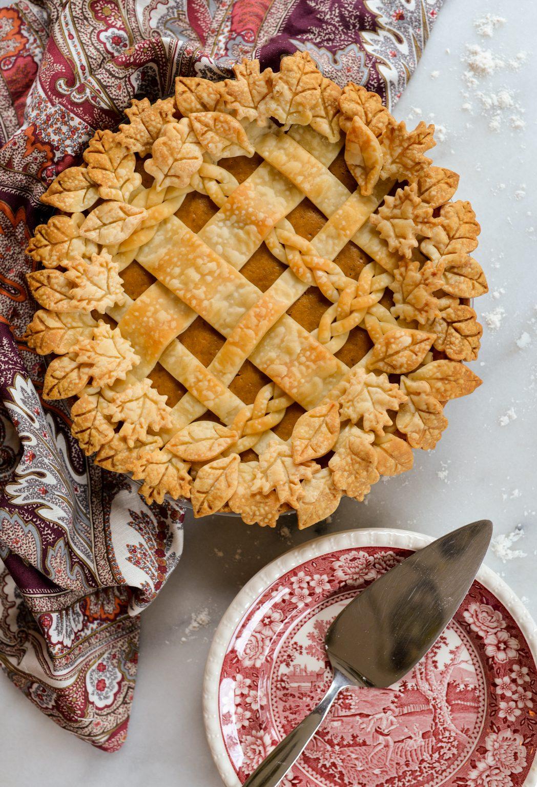 The Best Pumpkin Pie Recipe Stacie Flinner