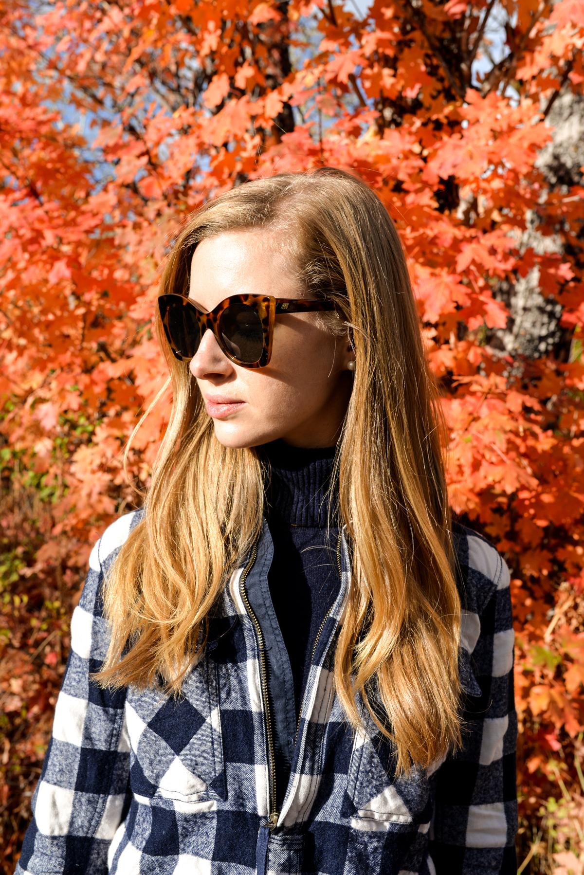 Stacie Flinner Le Specs Sunglasses