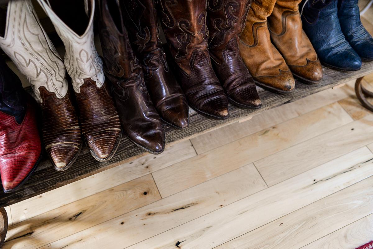 Stacie Flinner Cowboy Boots