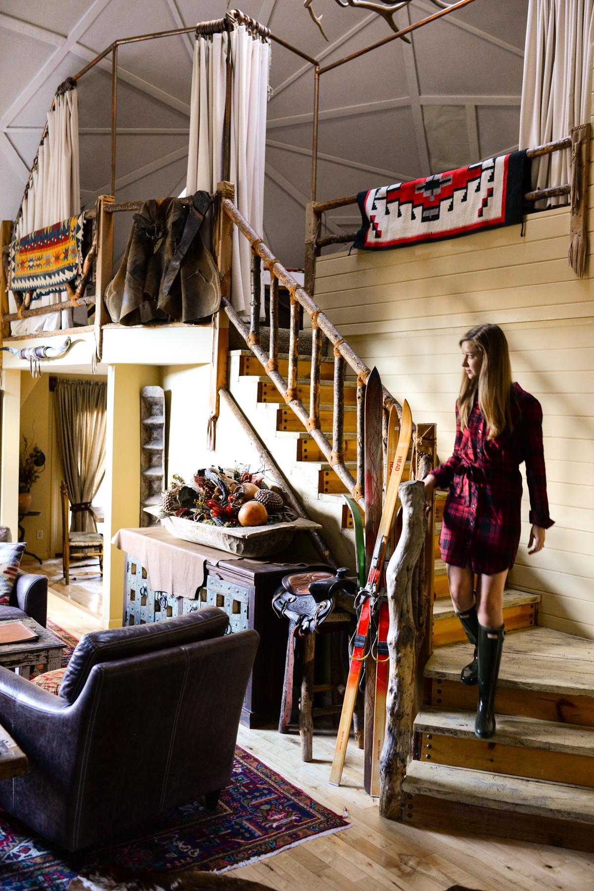 Stacie Flinner Sundance Mountain Decor