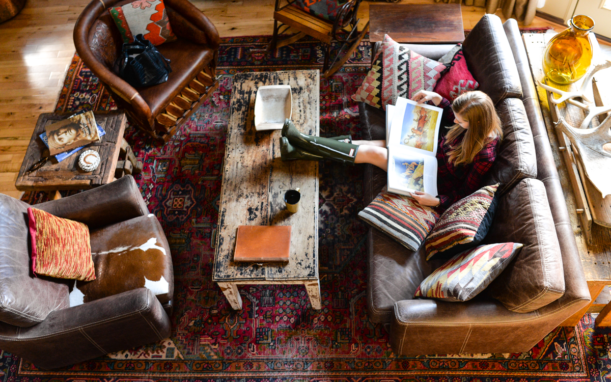 Stacie Flinner Sundance Mountain Home