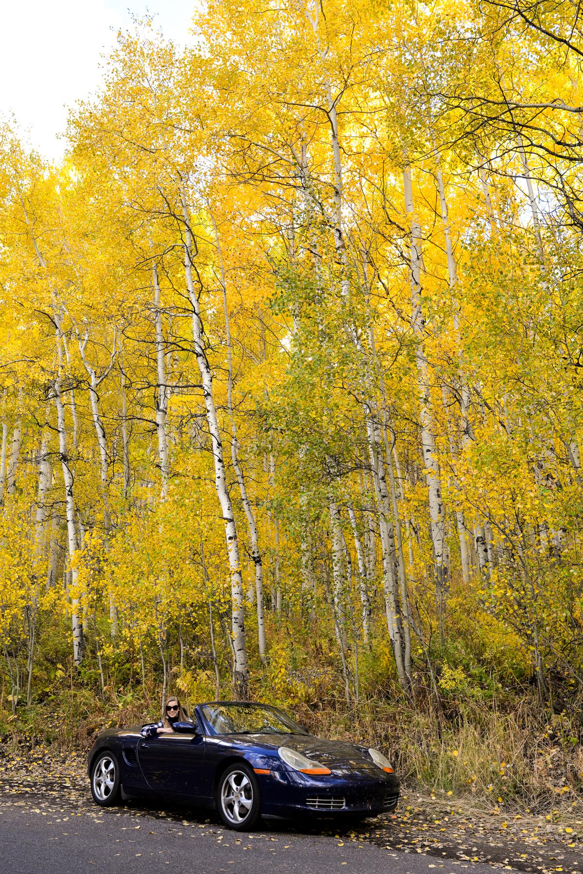 Stacie Flinner Utah Road Trip