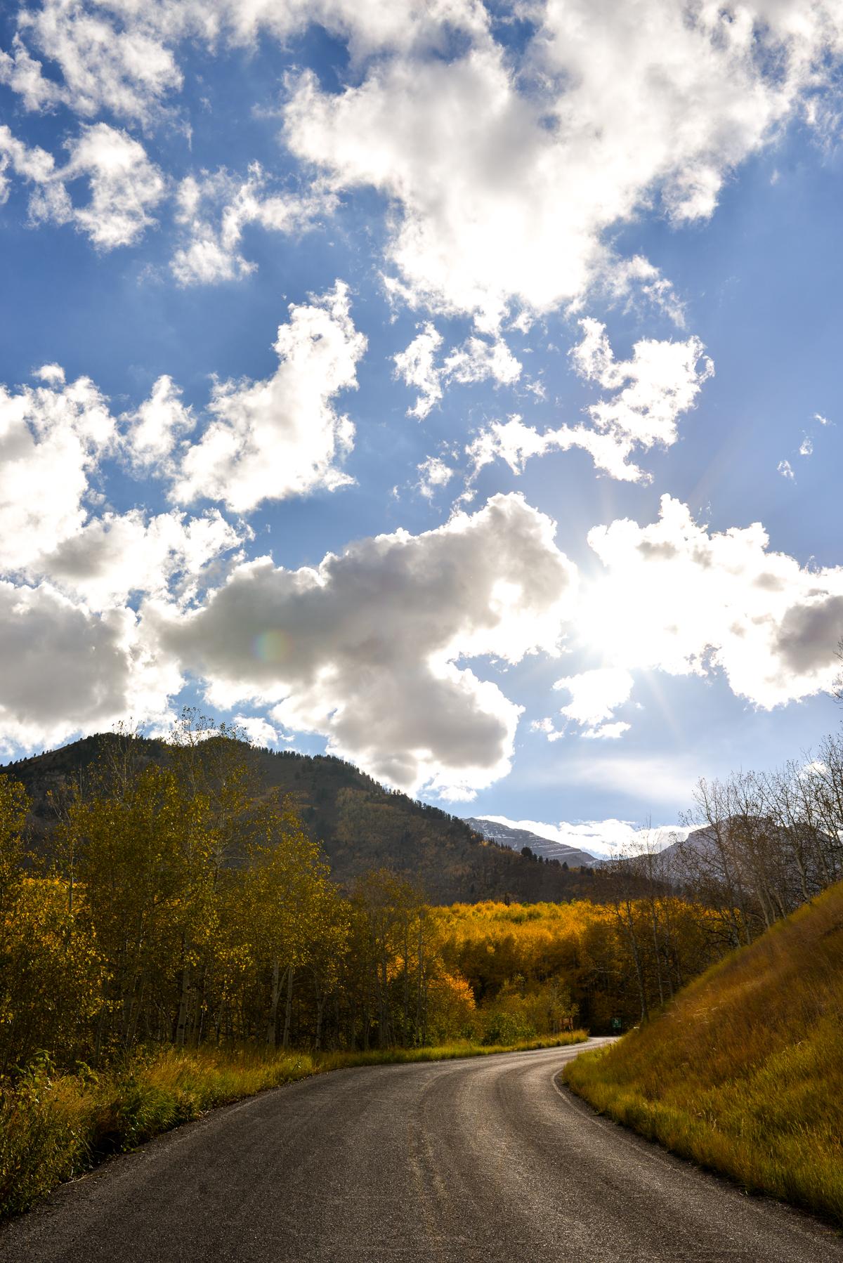 Stacie Flinner Scenic Roads Utah