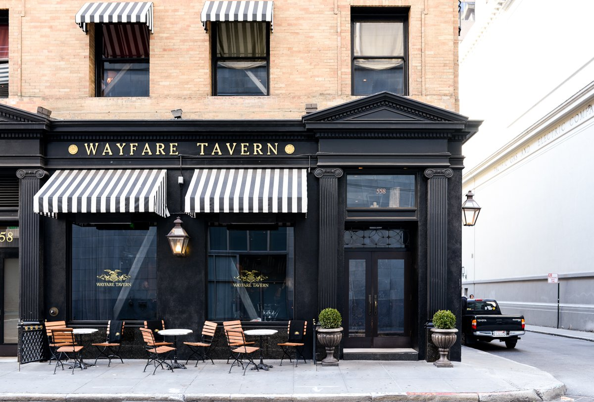Image result for wayfare tavern