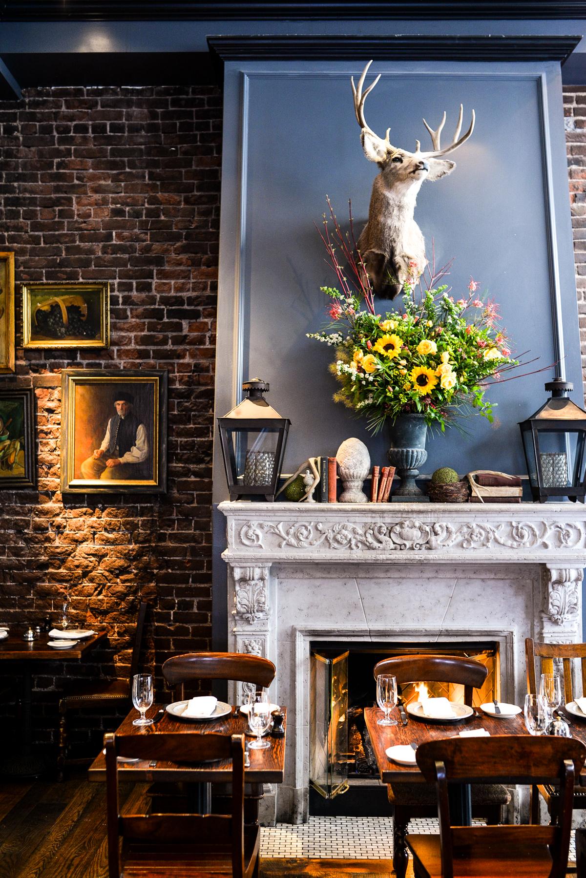 Interiors I Love: Wayfare Tavern