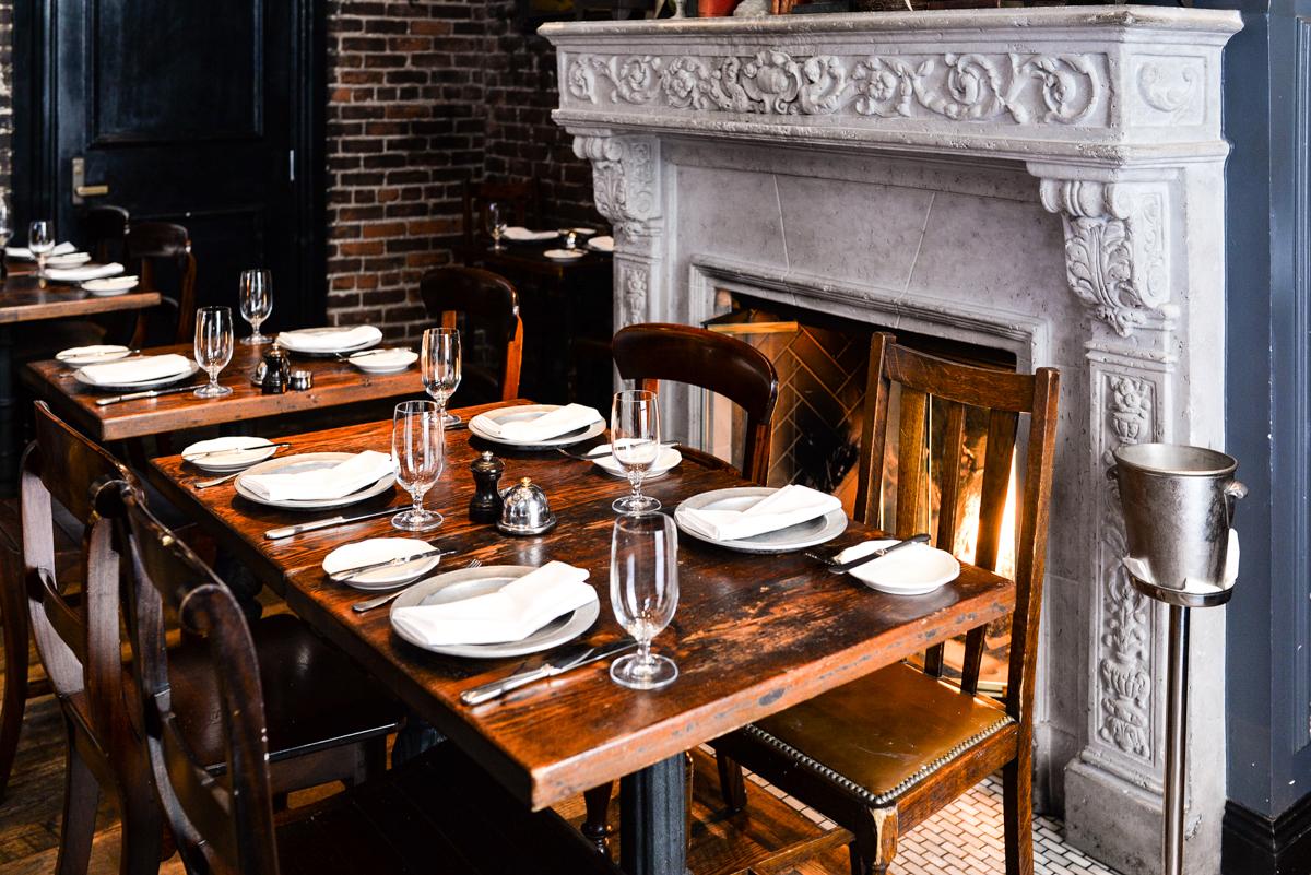Wayfare Tavern SF Restaurant