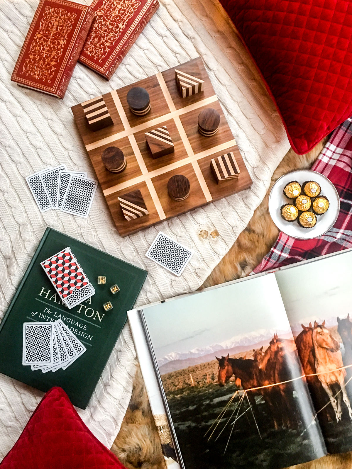holiday coffee table books