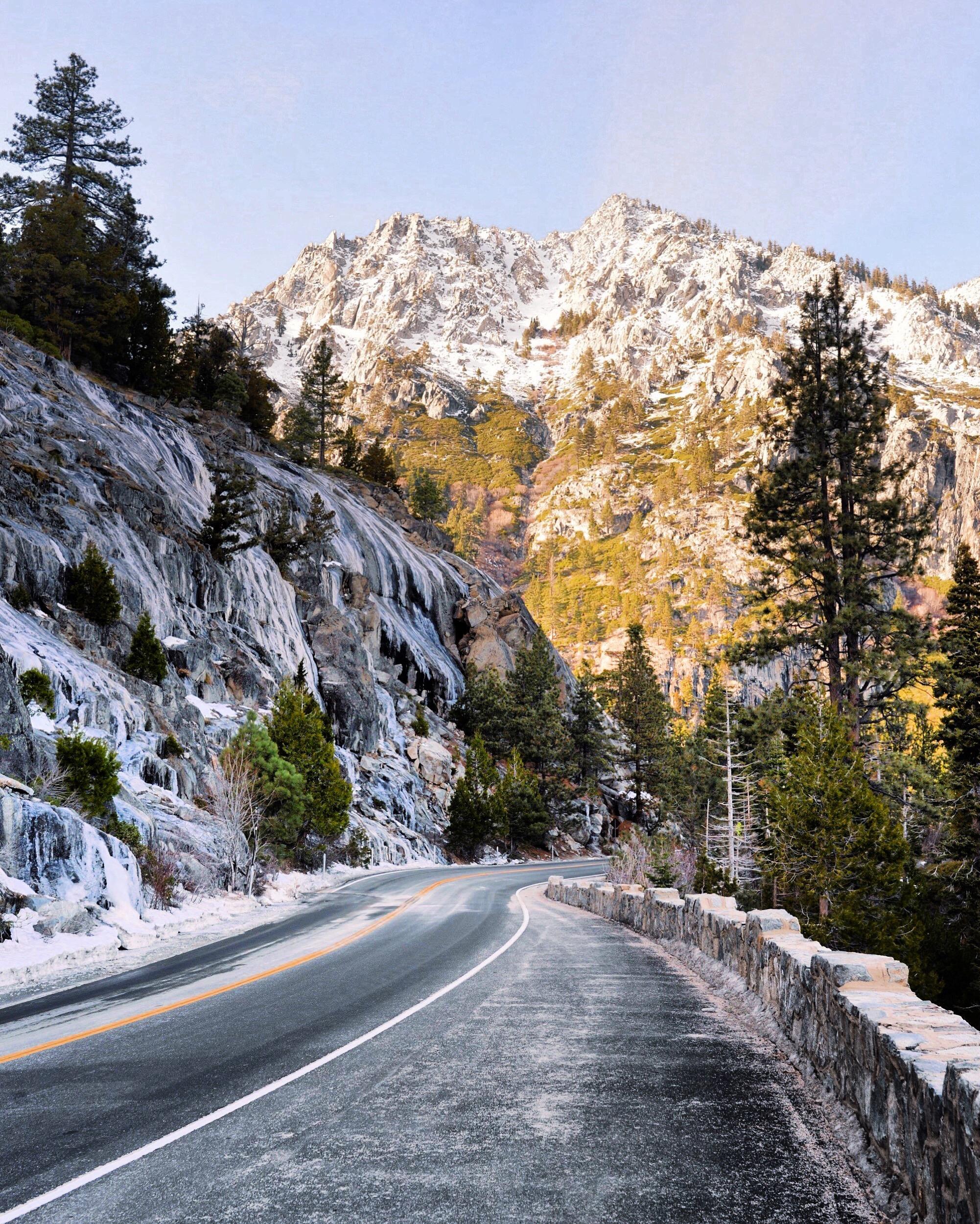 Stacie Flinner Emerald Bay Lake Tahoe