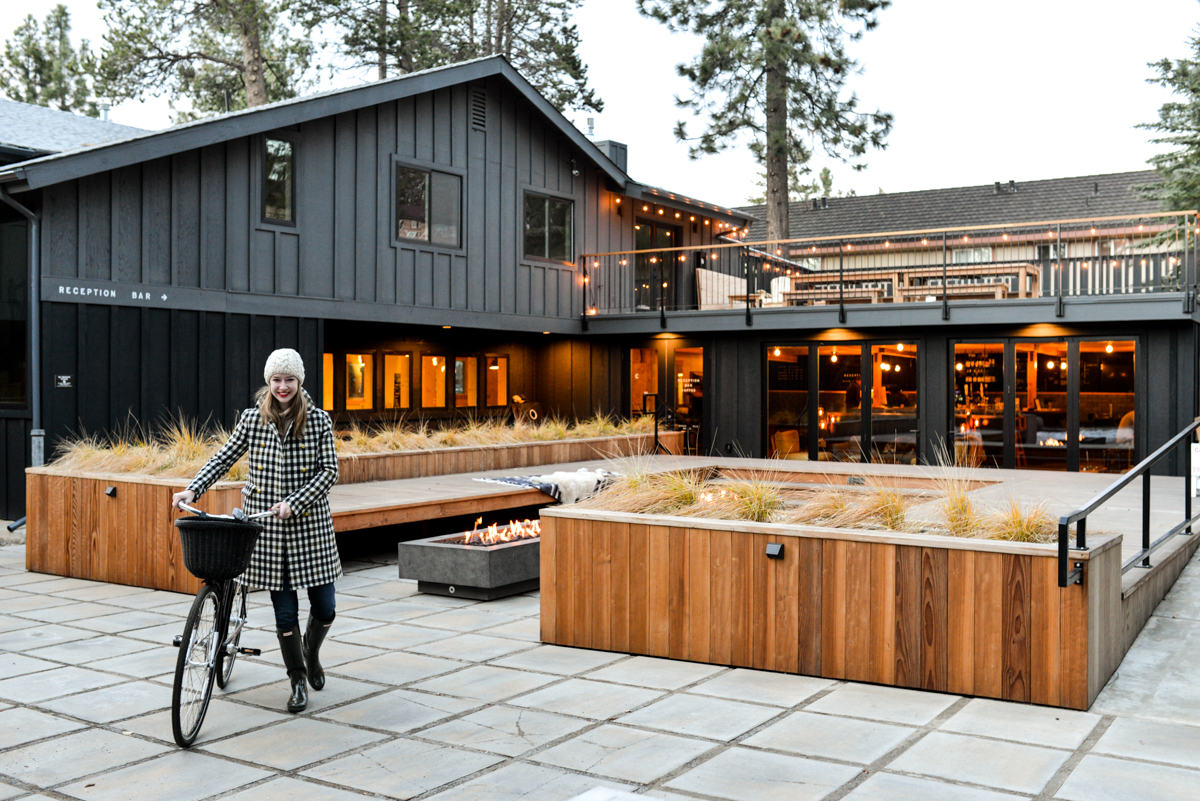 Lake tahoe and the coachman hotel stacie flinner for Lake tahoe architecture firms