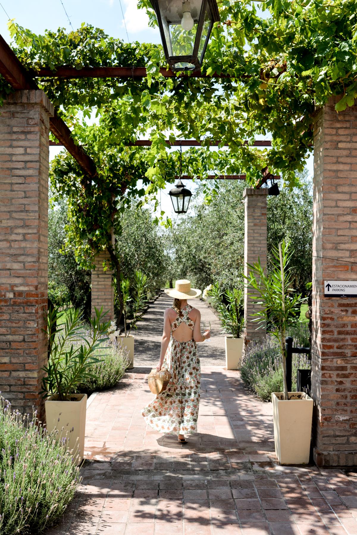 Stacie Flinner Alta Vista Winery Mendoza