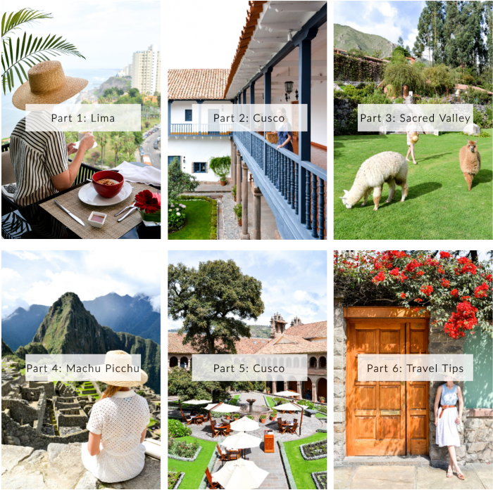 Our Peru Journey