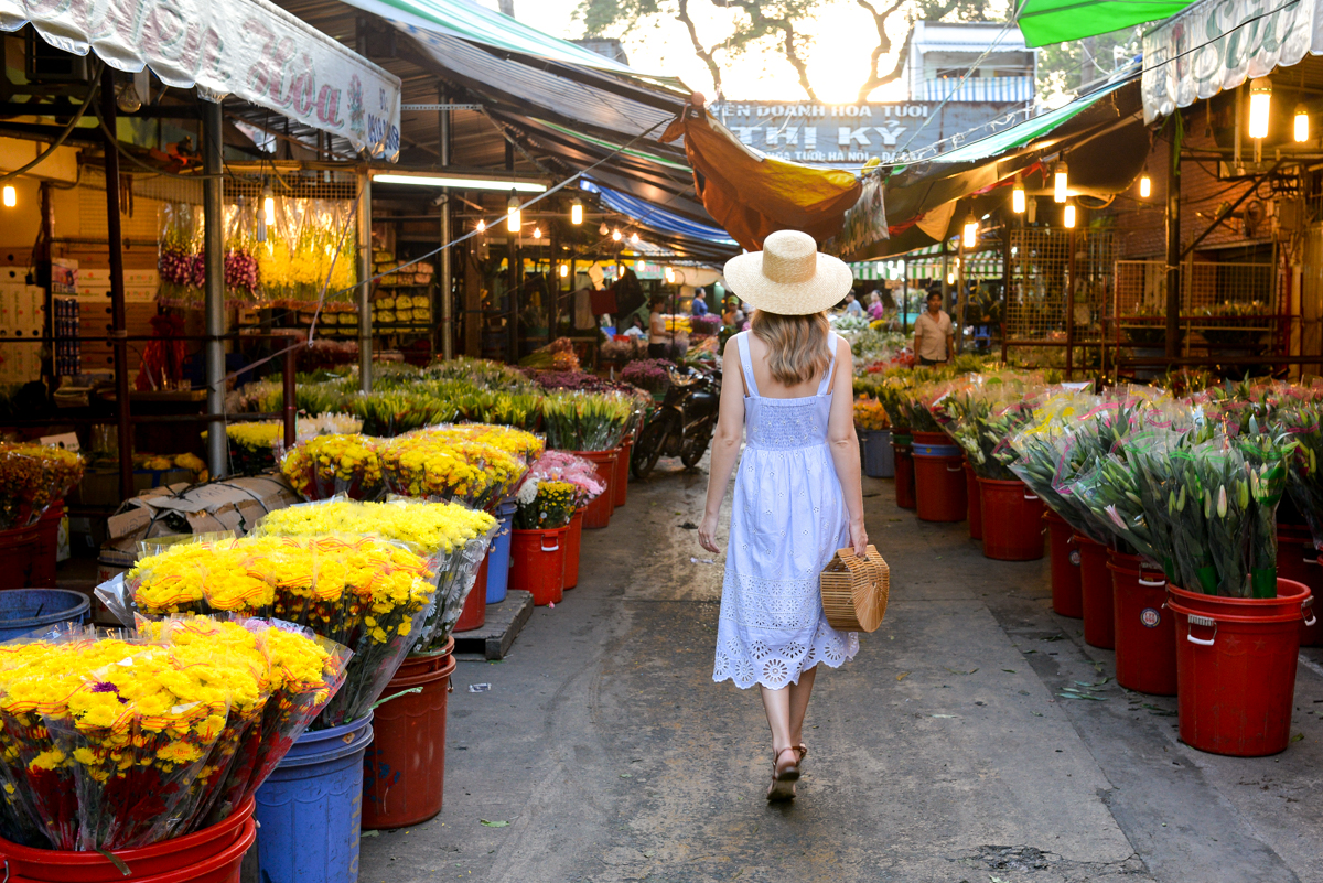 Travel Diary: Saigon, Vietnam - STACIE FLINNER