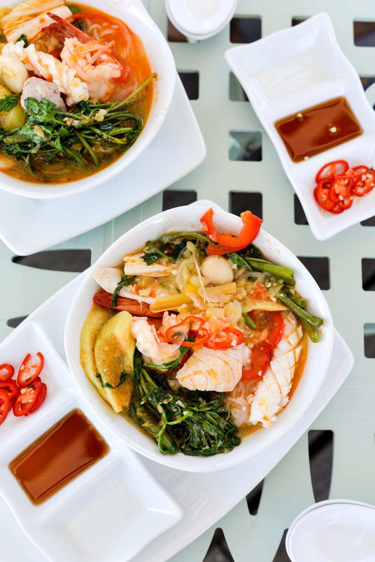 La Veranda's Vietnamese Hot Pot Recipe