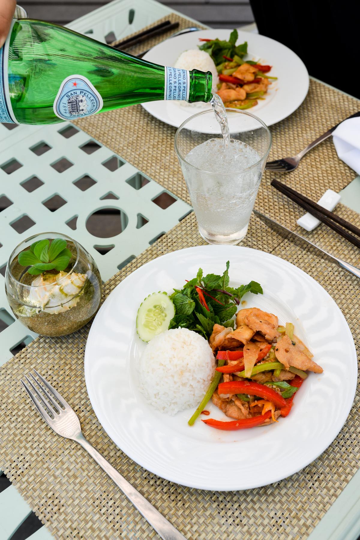 La Veranda's Vietnamese Ginger Chicken Recipe