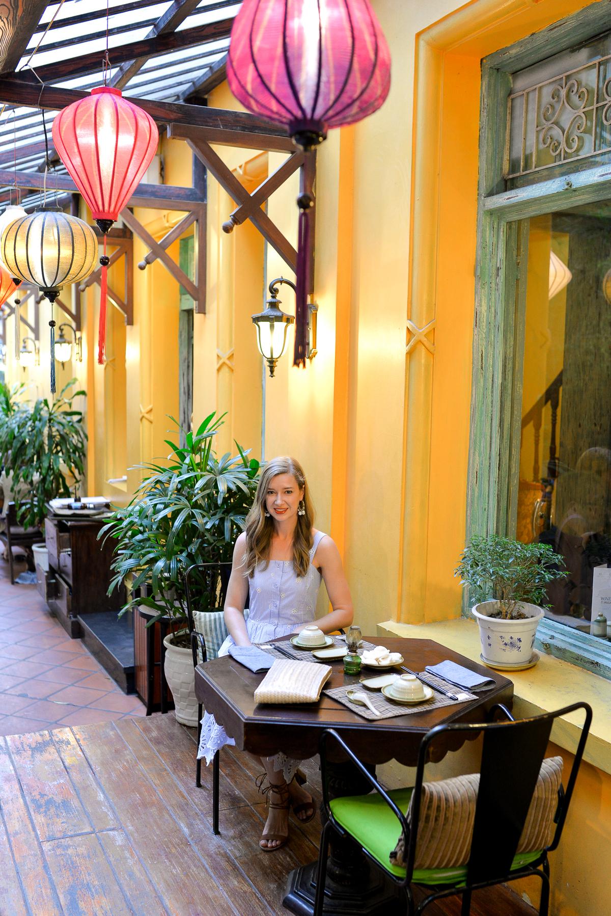 Stacie Flinner Fine Dining Vietnamese Restaurants Hanoi-3