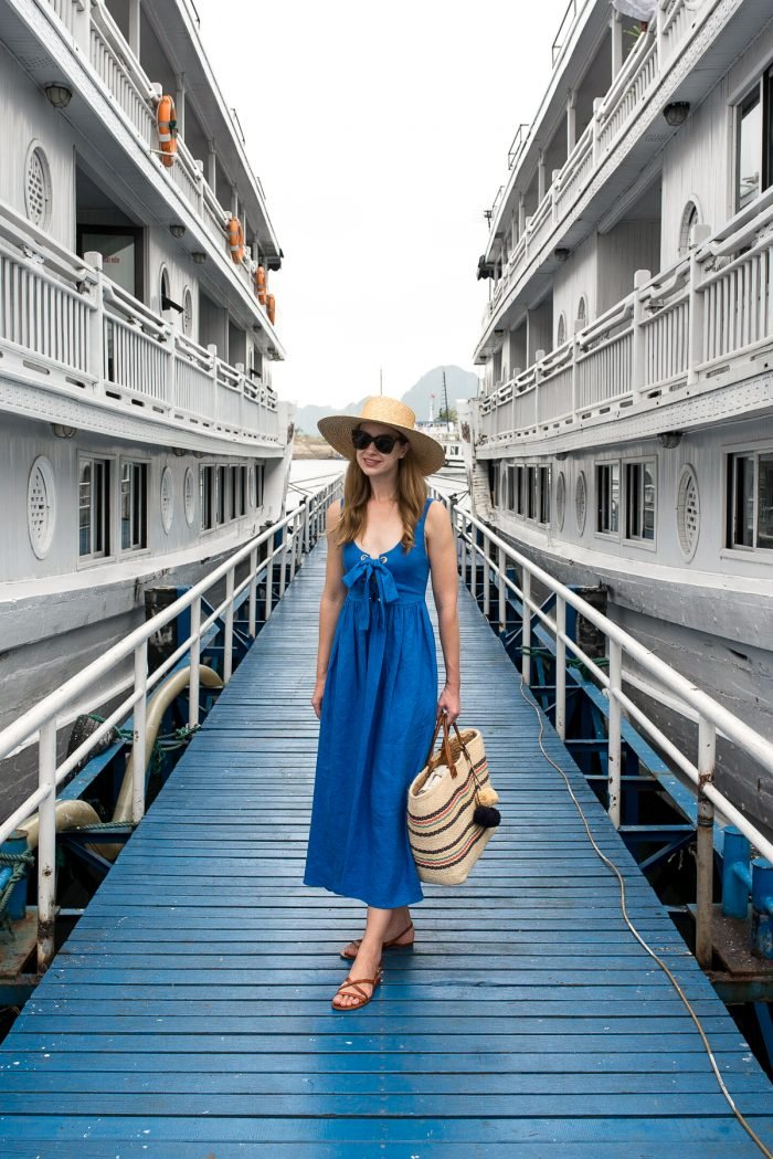 Travel Diary: One night on Ha Long Bay