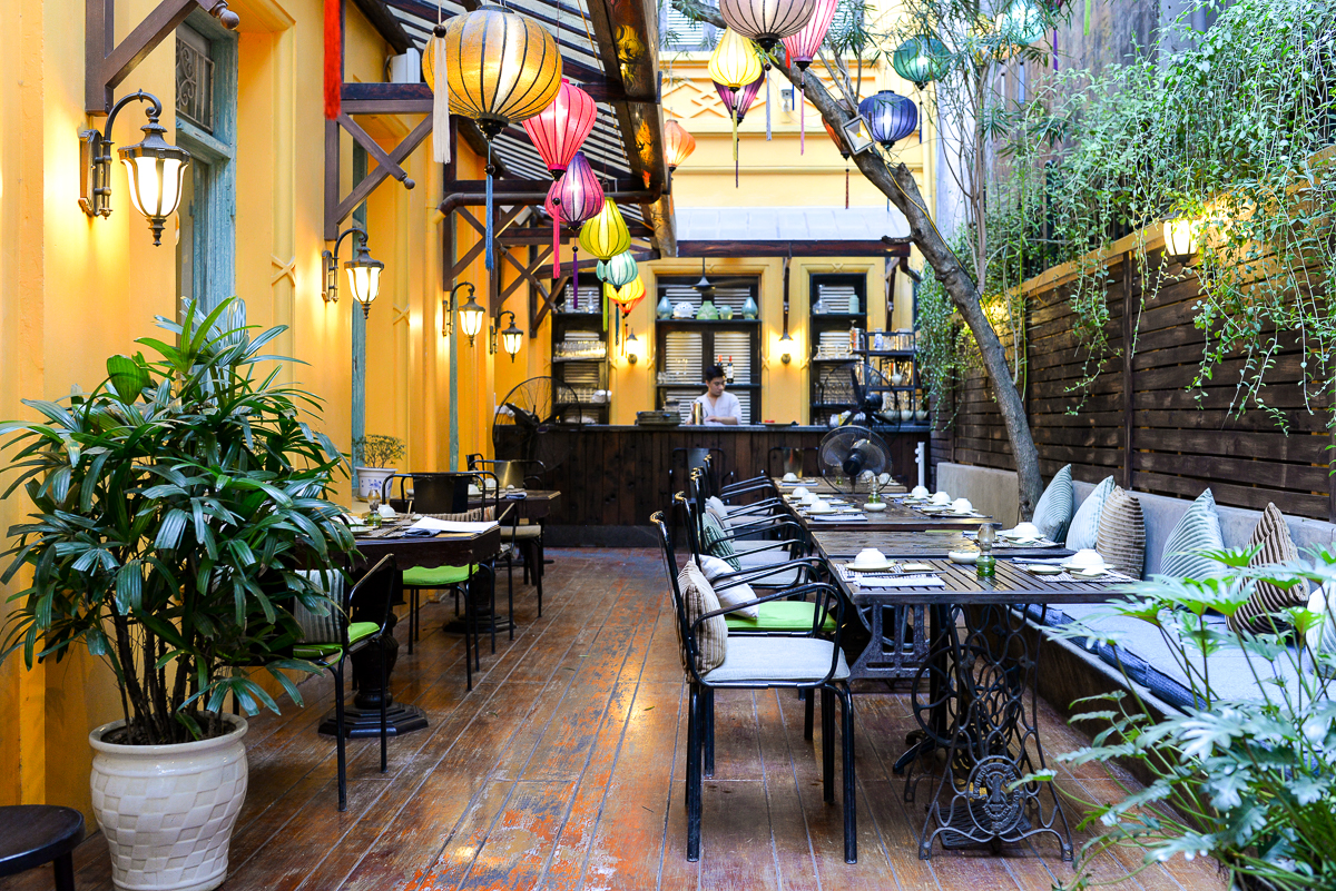 Home Restaurant In Hanoi Vietnam Stacie Flinner
