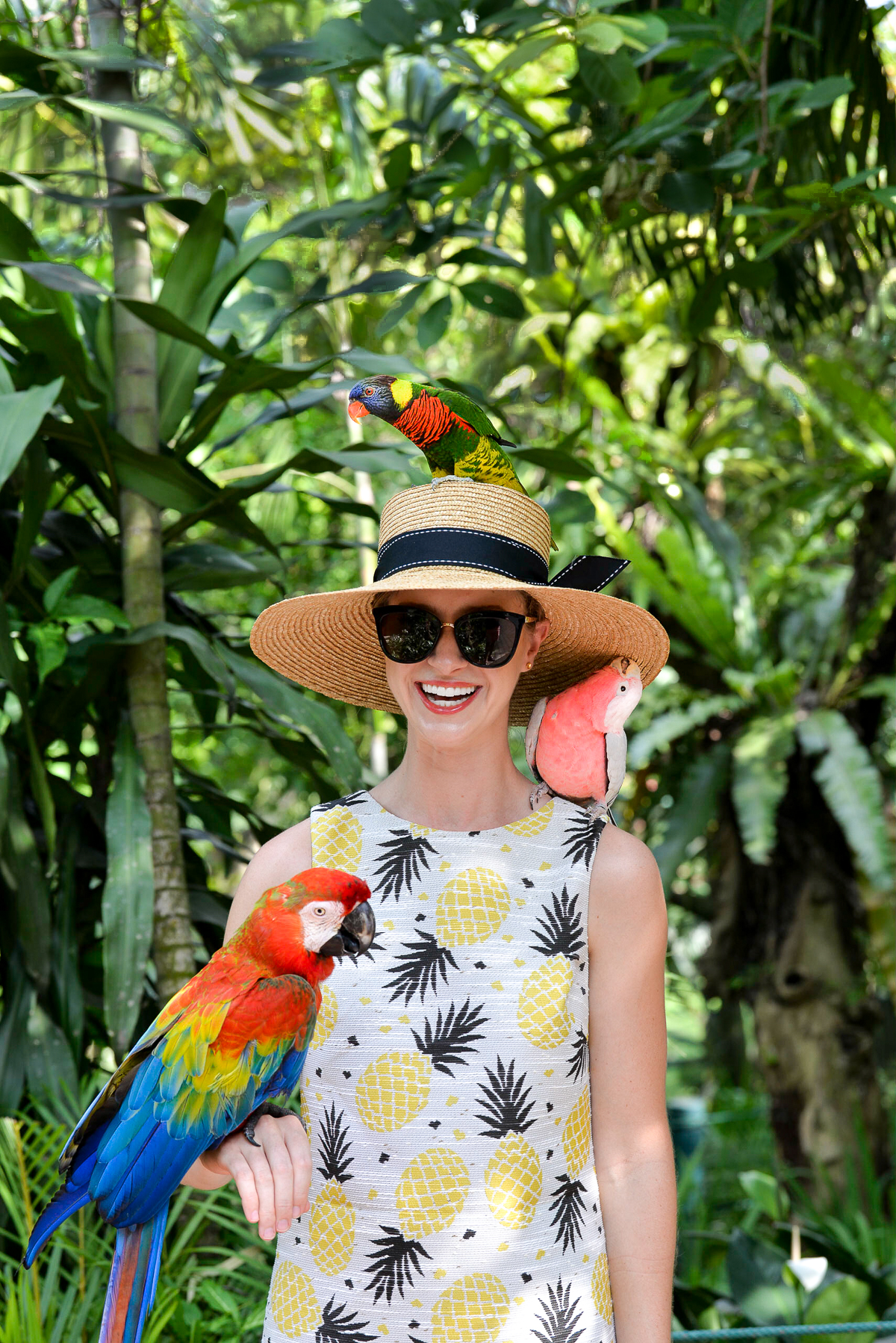 Stacie Flinner Kuala Lumpur Bird Park -28.jpg