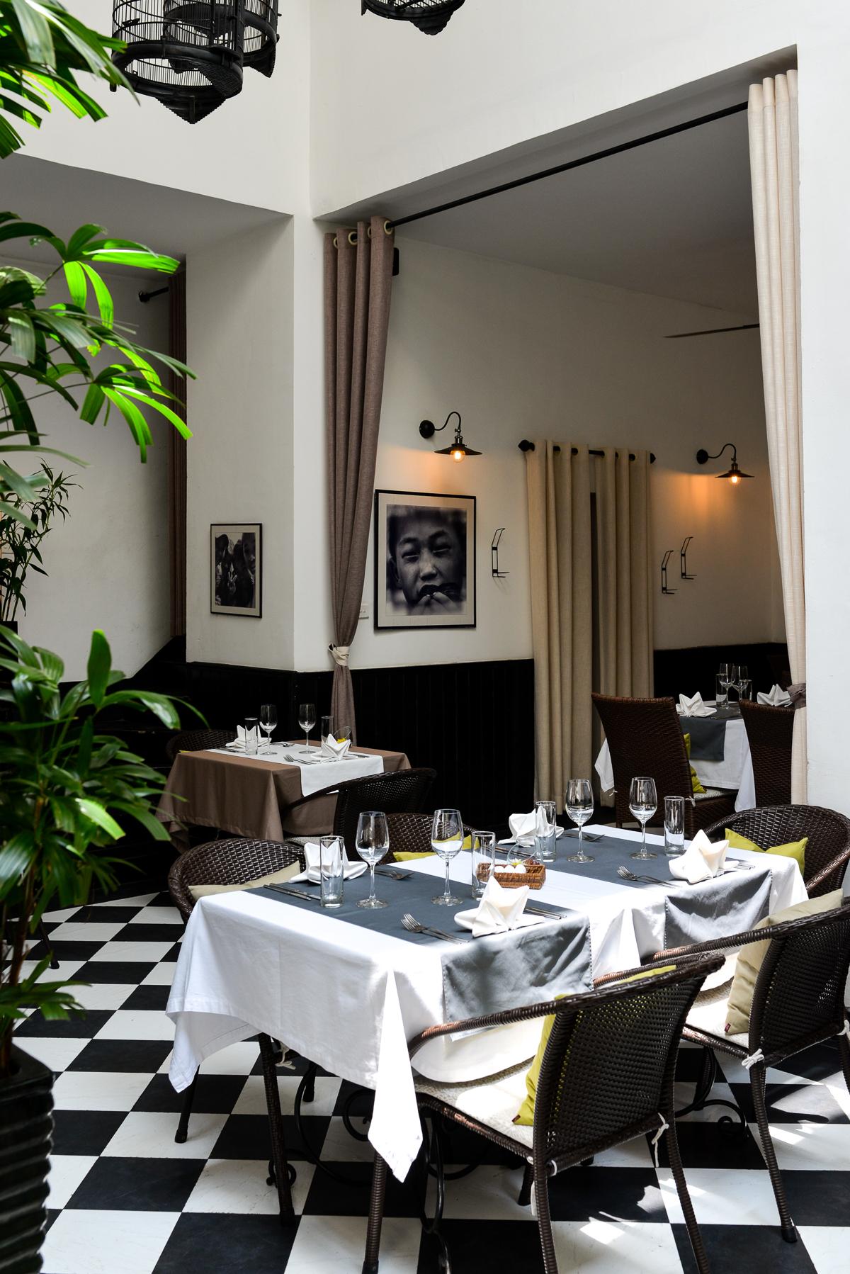 La Badiane Restaurant in Hanoi, Vietnam - STACIE FLINNER