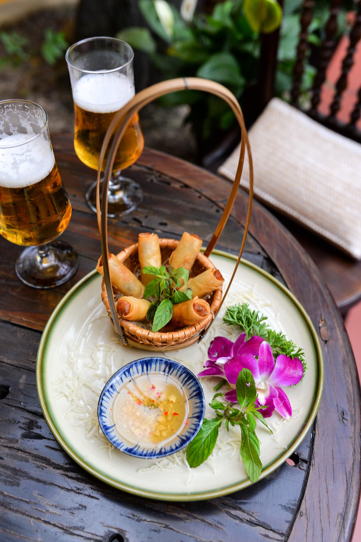 Stacie Flinner Ngon Villa Restaurant Hanoi Vietnamese -3