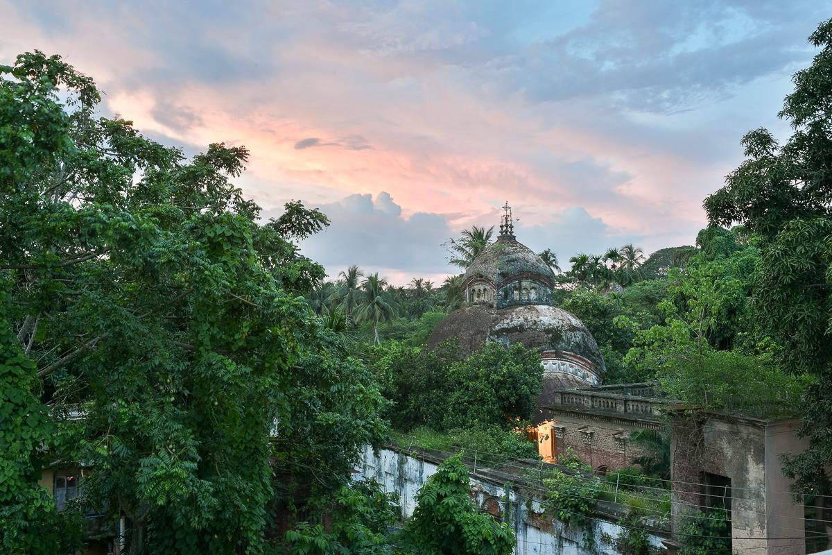 Stacie Flinner The Rajbari Bawali Heritage Hotel Calcutta -81