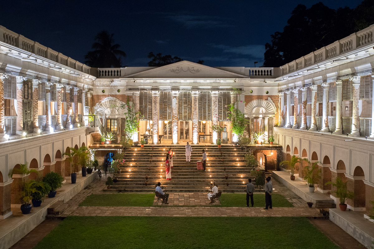 Stacie Flinner The Rajbari Bawali Heritage Hotel Calcutta -9