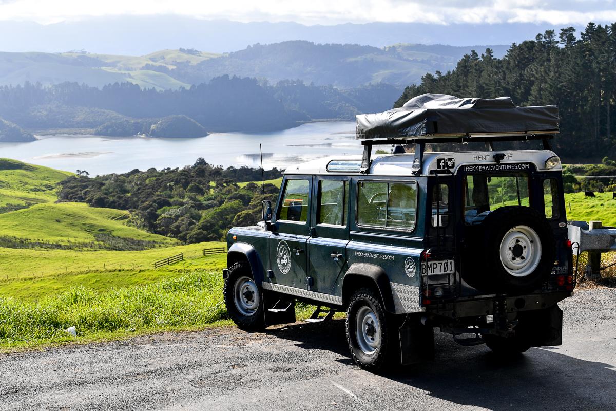 Stacie Flinner Land Rover Camping New Zealand-11