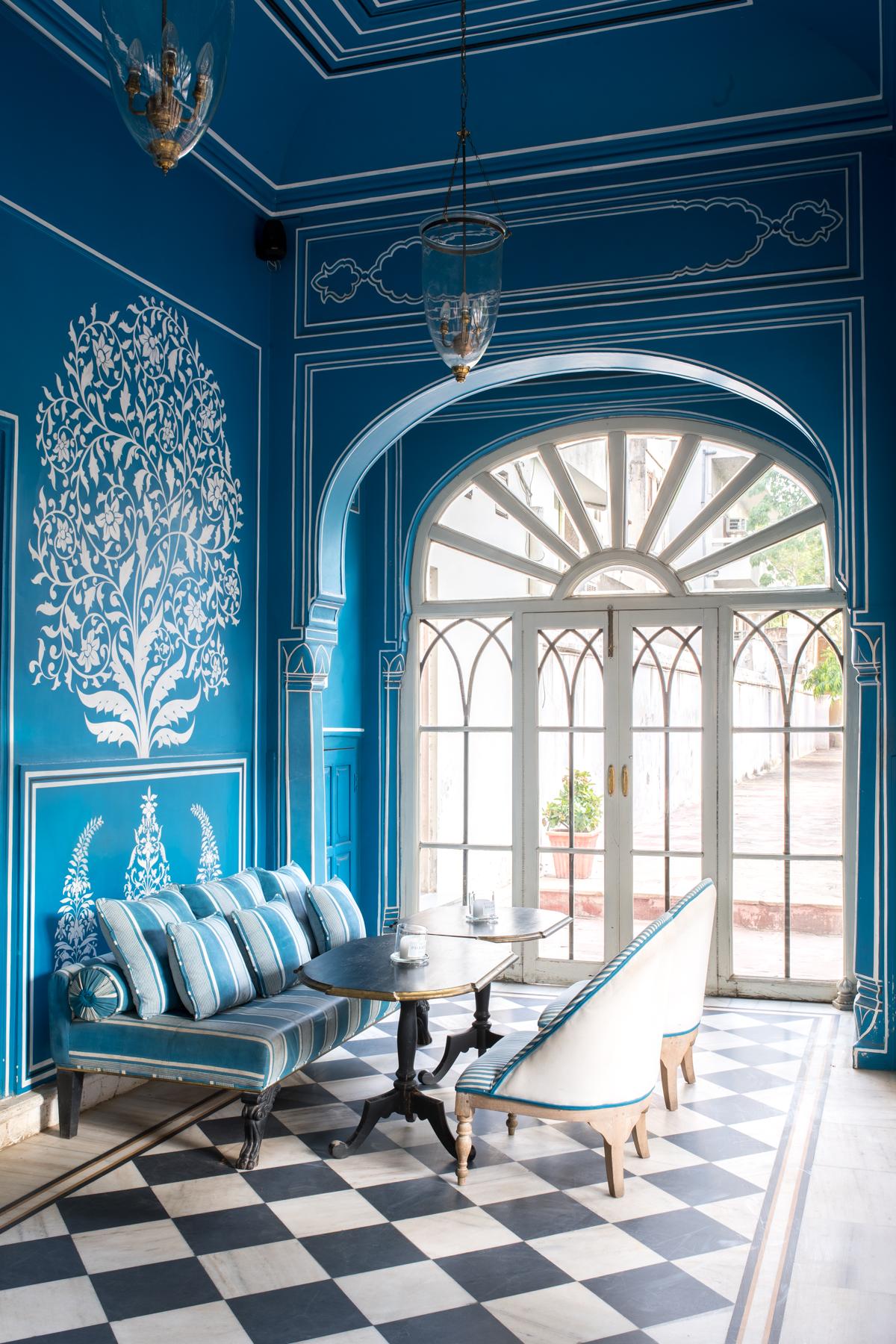 Interiors I Love Bar Palladio In Jaipur Stacie Flinner