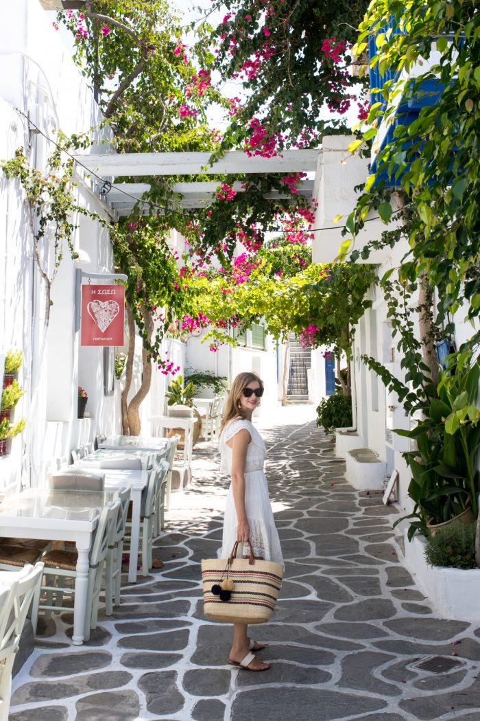 The Greek Isles – Paros