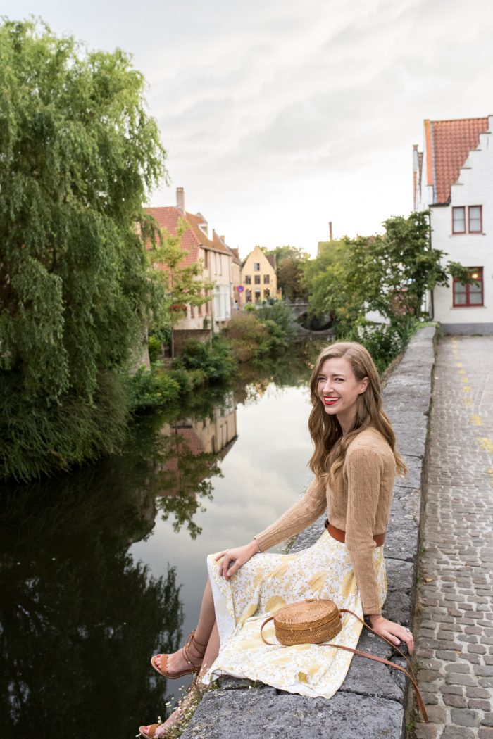 A Beautiful Weekend in Bruges, Belgium