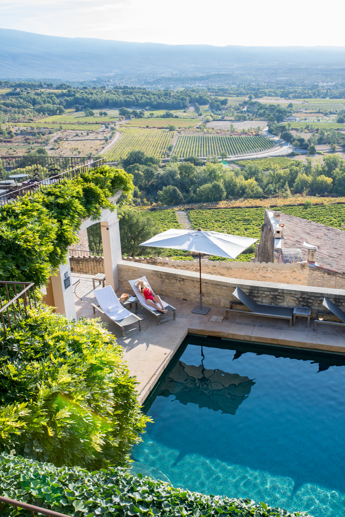 Provincial Views at Crillon-Le-Brave