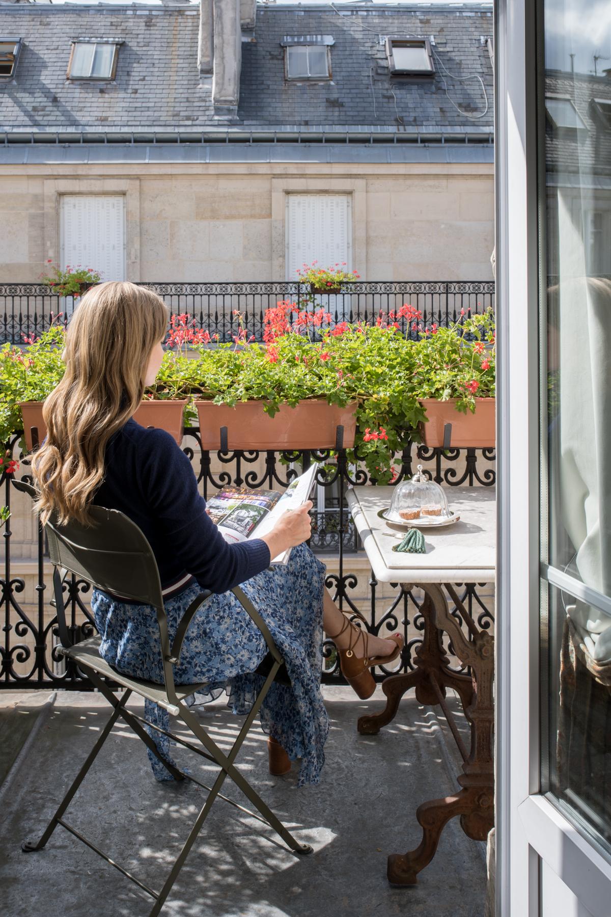 Stacie Flinner Hotel Daniel Relais Chateaux Paris-11