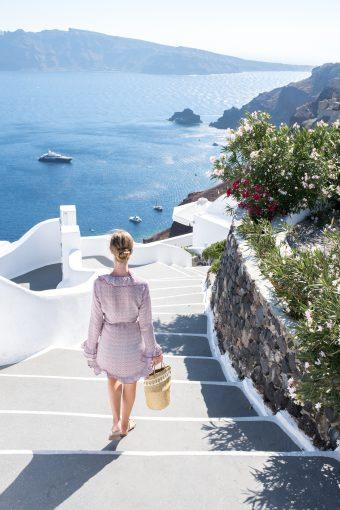 The Greek Isles – Santorini