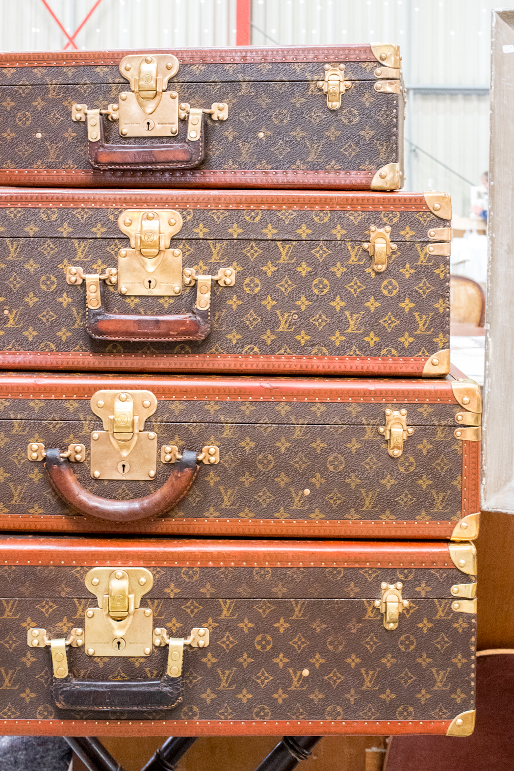 Stacie Flinner Louis Vuitton Luggage-1