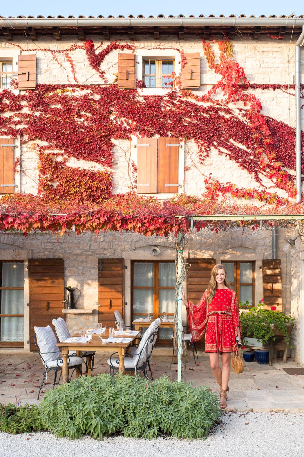 Istria, Croatia in the Fall