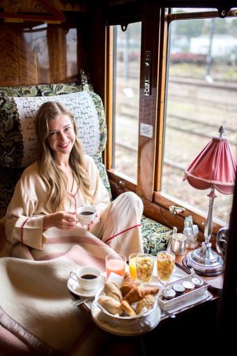 The Journey of a Lifetime Aboard Belmond's Venice Simplon-Orient-Express