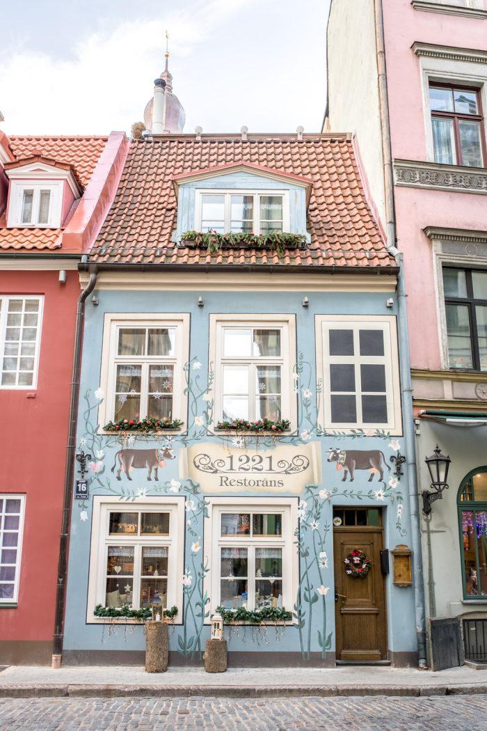 #12CountriesOfChristmas – Riga, Latvia