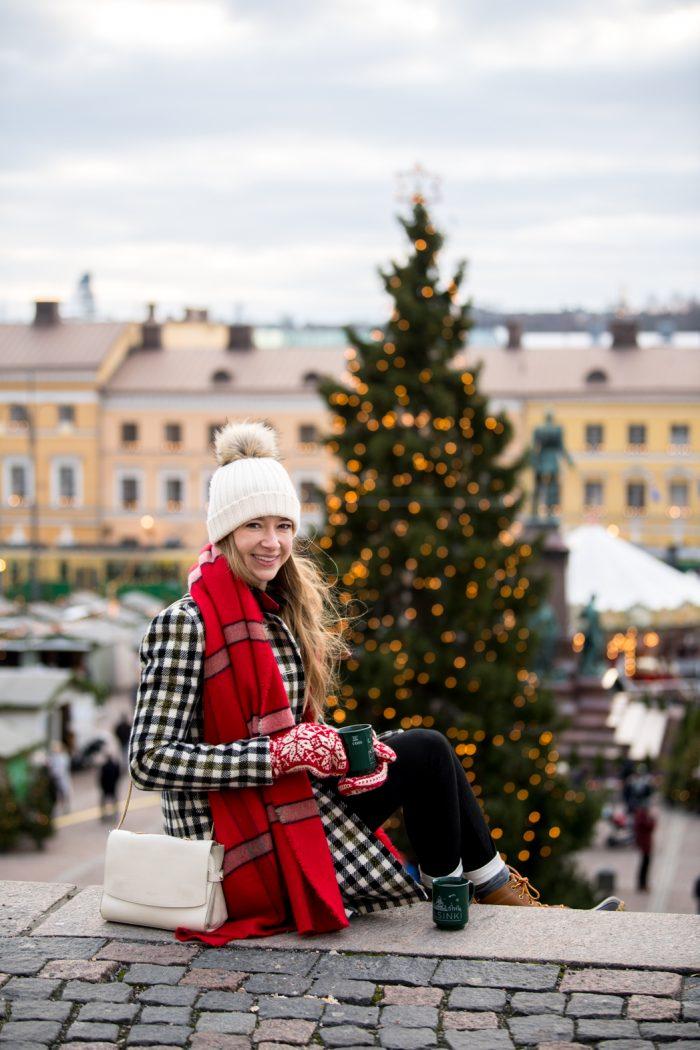 #12CountriesOfChristmas – Helsinki, Finland