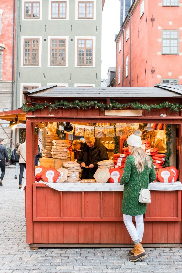 #12CountriesofChristmas – Stockholm, Sweden