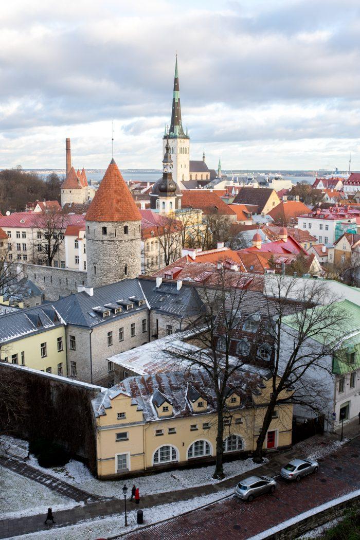 #12CountriesOfChristmas – Tallinn, Estonia