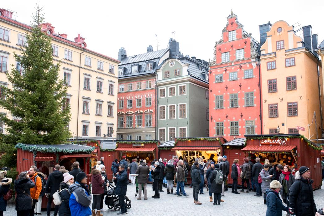 Stacie Flinner Stockholm Christmas Market Gamla Stan-1