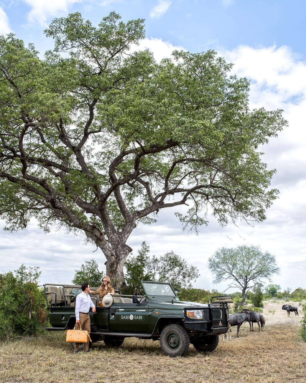On Safari with Sabi Sabi in South Africa