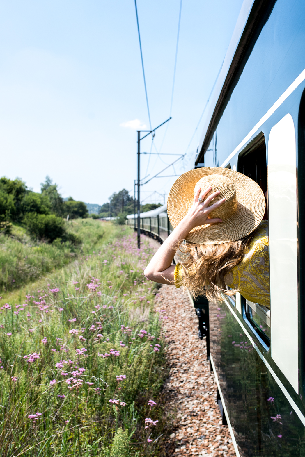 Journey through South Africa with Rovos Rail