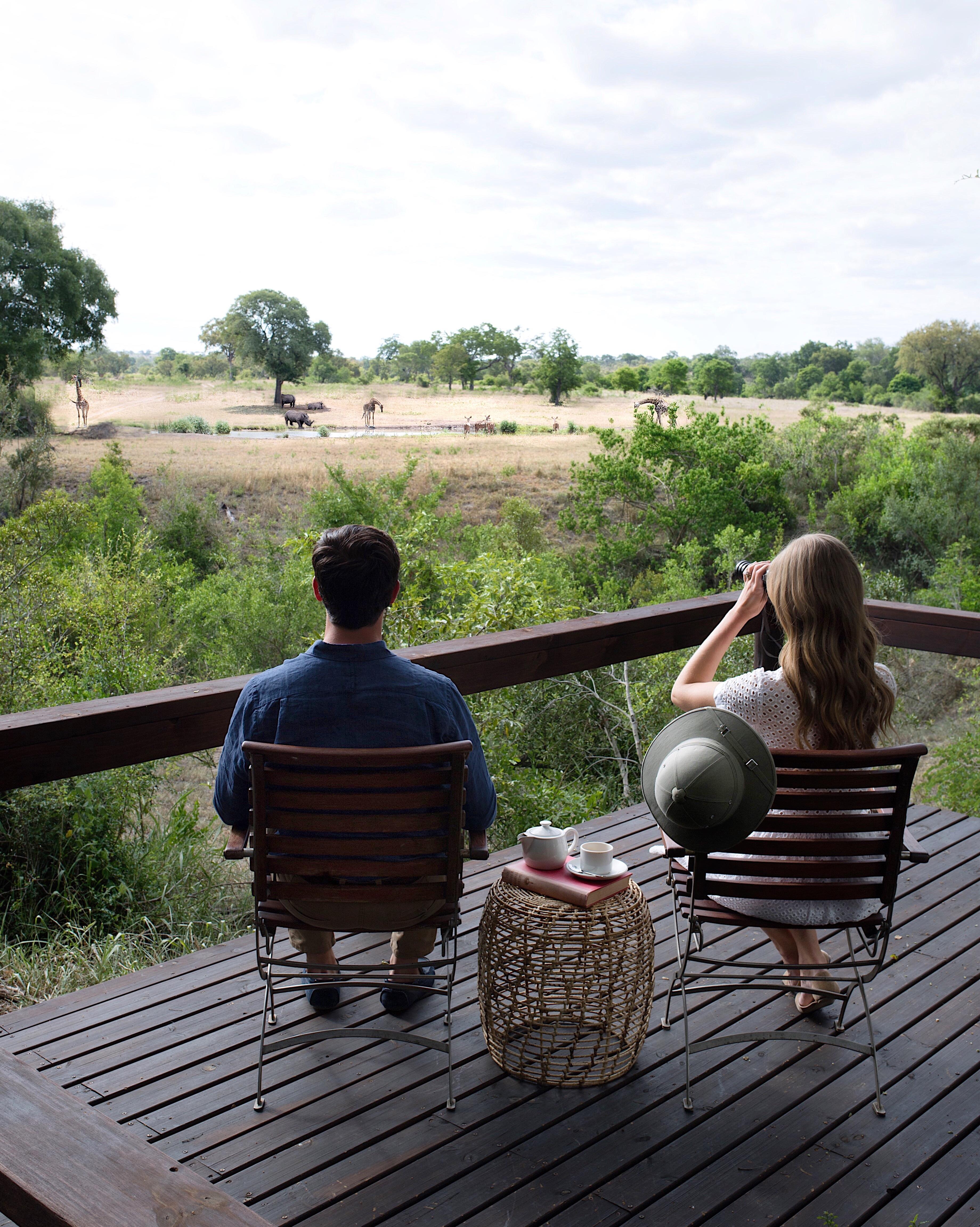 Stacie Flinner Safari South Africa